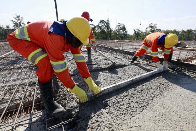concrete safety