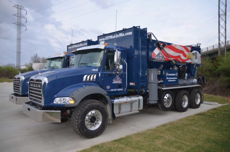Delaware Ready Mix Concrete Delivery